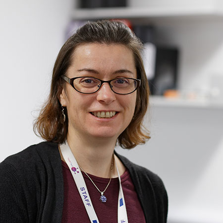 Dr Kathryn Lamb-Riddell