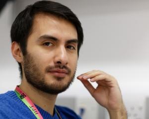David Rios Santini